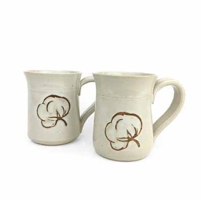 Cotton Mugs cotton mug, mug, coffee mug, coffee cup, tea cup, pottery, ceramic, ceramic mug, pottery mug