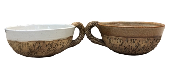 EP Soup Bowls with Handle