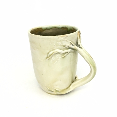 """Tree"" Mug ceramics, pottery, mug, coffee mug, coffee cup,"