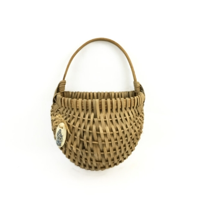 Plantation Key Basket betty bain, basket, plantation basket, hanging basket, wall hanging