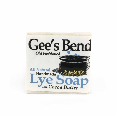 Gees Bend Soap soap, lye soap, natural soap, all purpose soap