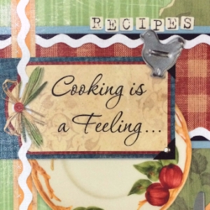 Cooking is a Feeling